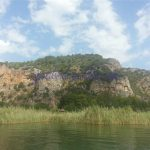 dalyan kral mezarları (3)