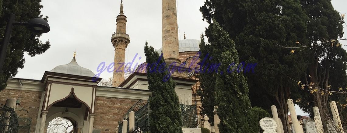 Bursa – Grab und Moschee Besuch