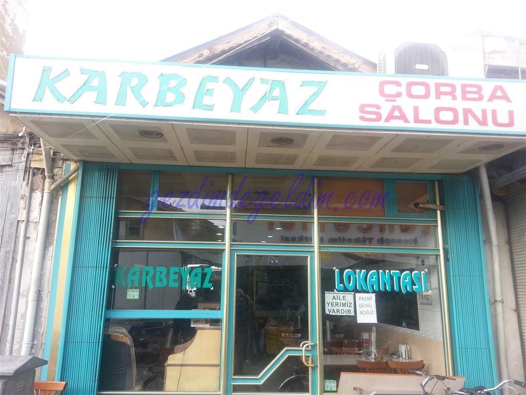 Where to Drink Soup in Konya? Karbeyaz (Kaşıbeyaz) Çorba Salonu
