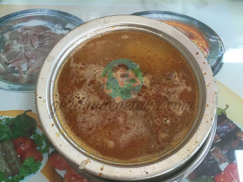 Where to Drink Beyran in Gaziantep? Metanet Restaurant