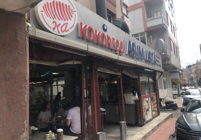 Asım Usta Kokoreç - İzmir