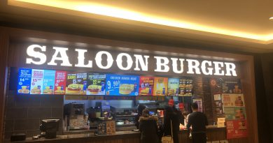 Saloon Burger – Made in Türkiye